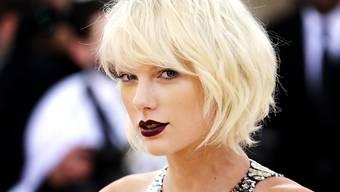 Taylor Swift hat nach ihrem gewonnenen Grapsch-Prozess eine grosszügige Spende gemacht an eine Organisation, die gegen sexuelle Ausbeutung kämpft. (Archivbild)