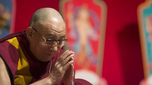 Dalai Lama in Freiburg
