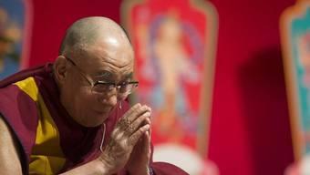 Wird im Juli 2015 80 Jahre alt: Dalai Lama (Archiv)