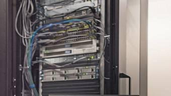Der Server der Gemeinde Oberengstringen steht künftig in einem Rechenzentrum.