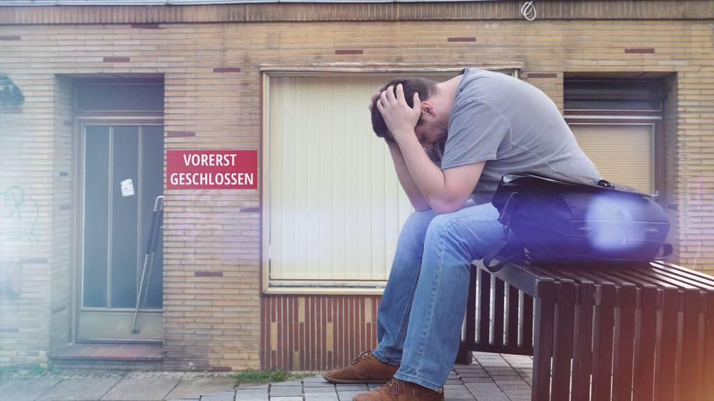 Tränen und Existenzangst im Kleingewerbe: Papeterie und Gärtner fordern gleiche Richtlinien für alle
