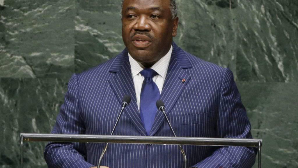 Das Verfassungsgericht von Gabun hat die Wiederwahl von Staatschef Ali Bongo bestätigt. (Archiv)