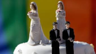 CVP-Politiker äussern sich zur Ehe für alle. (Symbolbild)