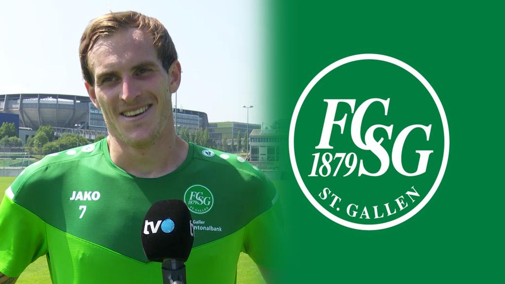 FCSG-Stürmer Schubert: «Das ganz grosse Geld kann warten»