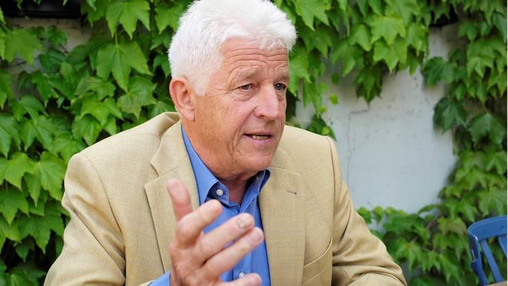 EX-SBB-Chef Benedikt Weibel: «Infrastruktur aus- bauen, sollte das letzte Mittel sein.»