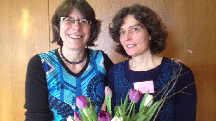 Marie-Christine Kaufmann & Julia Stihl