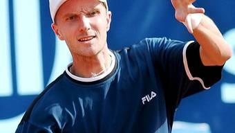 Karol Kucera am Swiss Open 2002 in Gstaad
