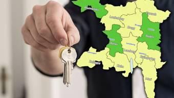 Eine neue Studie der ETH Zürich und comparis.ch zeigen die Preisanstiege der Immobilien über die letzten 11 Jahre