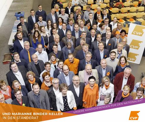 Über 100 Kandidierende für den Nationalrat im Oktober 2019