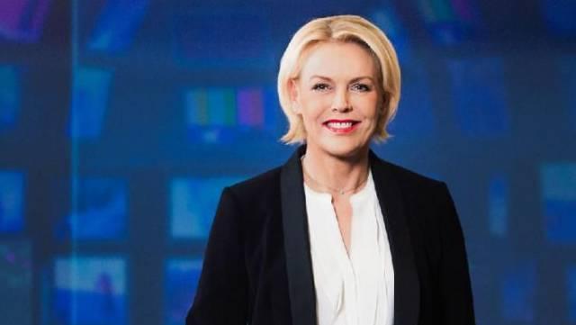 """Wechselt 2020 als Produzentin hinter die Kamera: Katja Stauber, Moderatorin der Hauptausgabe der """"Tagesschau""""."""