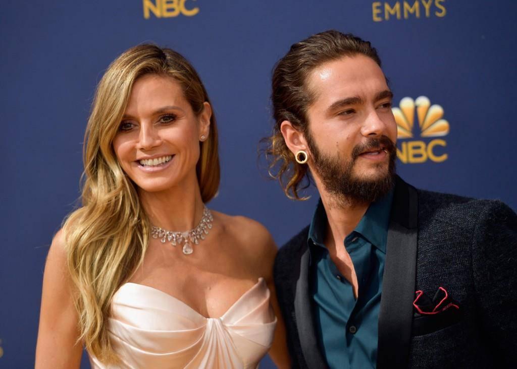 Heidi Klum und Tom Kaulitz (© Getty Images)