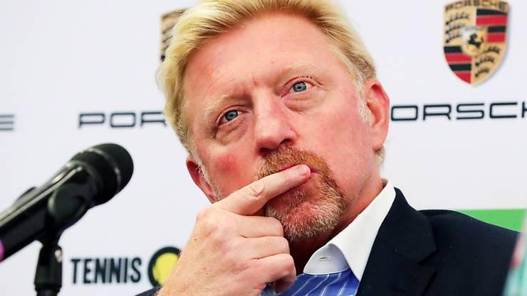 Nachdenklicher Boris Becker: Er scheitert mit einer Klage vor Gericht