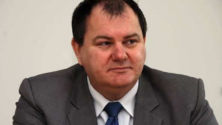 Für Roger Siegenthaler ist kar: Einige wenige Personen im Amt für Wirtschaft und Arbeit haben bei der Vergabe sehr viele Befugnisse.