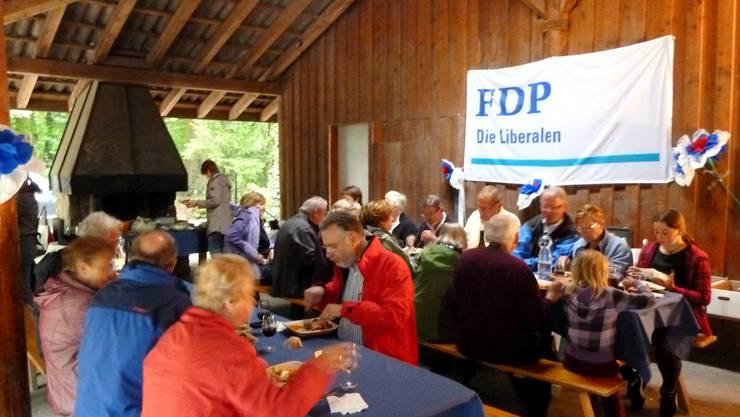 FDP U 20120715 Grillfest zum 40-Jahr-Jubiläum (10).JPG