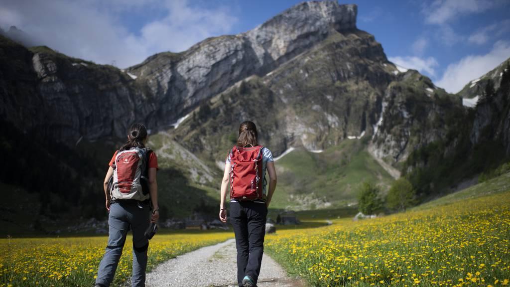 Romands lieben den Alpstein auch im zweiten Coronasommer