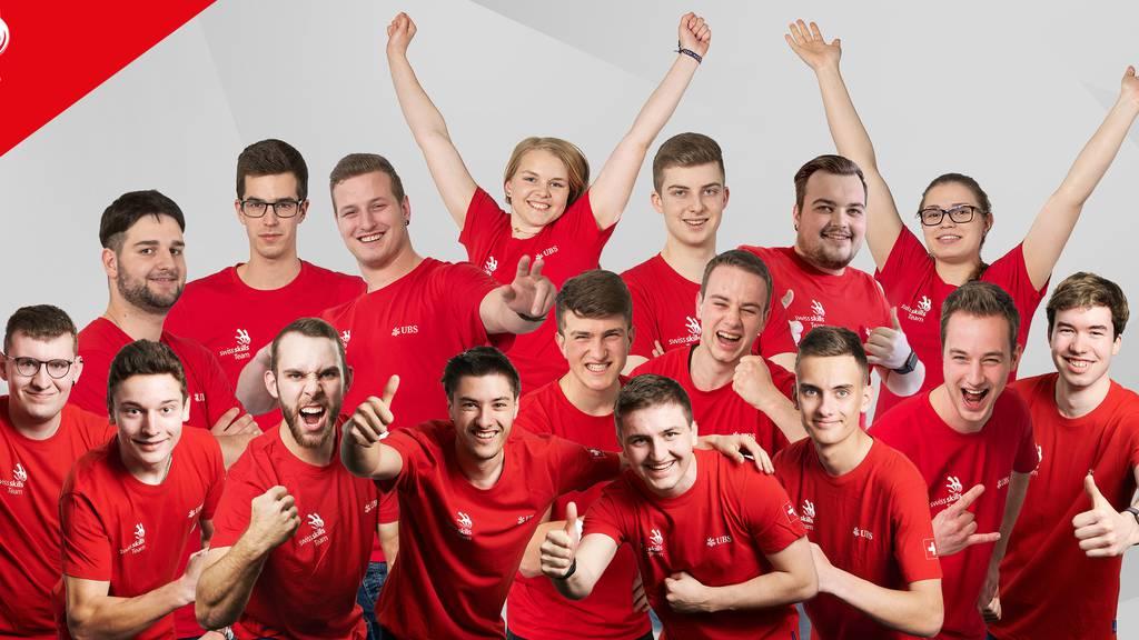 EuroSkills - SSK Team Graz 2021