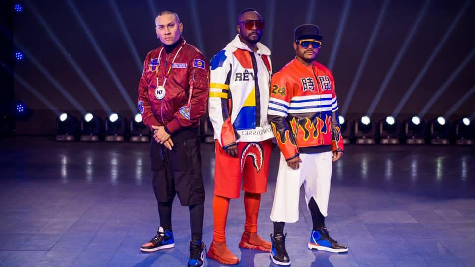 So verbringen die Black Eyed Peas die Quarantäne