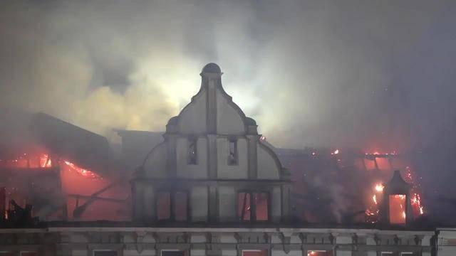 Grossbrand am HB: «Trümmerteile flogen bis zu 200 Meter weit!»