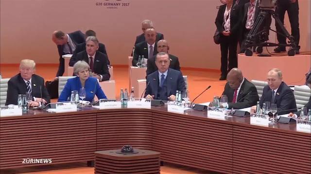 G20-Staats- und Regierungschefs einigen sich auf Abschlusserklärung