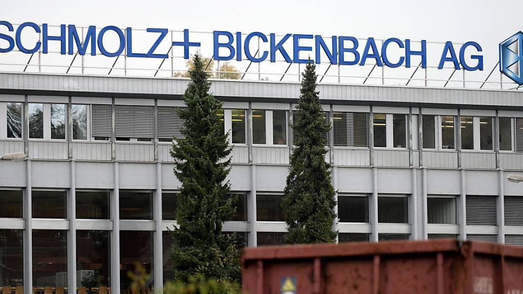 Schmolz+Bickenbach-Aktionäre stimmen Namenswechsel zu