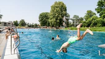 Schwimmbad Fondli Dietikon
