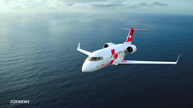 Rega kauft drei moderne Ambulanz-Jets