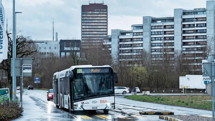 Ab dem Fahrplanwechsel im Dezember soll alle 15 Minuten ein Bus Richtung Telli und Rohr fahren.