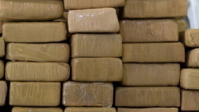 1500 Kilo Kokain beschlagnahmt (Symbolbild)