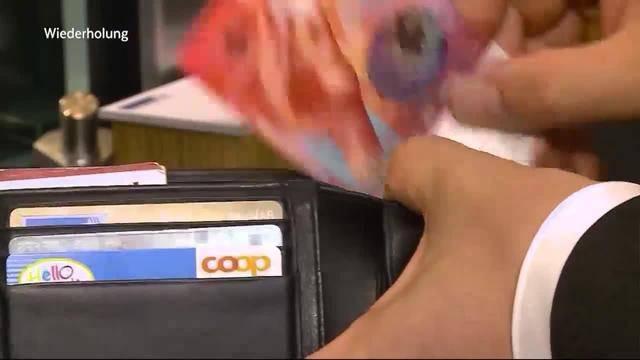 Verliert Bargeld an Bedeutung?