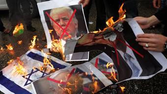Trump hat im Nahen Osten neue Wut entfacht.