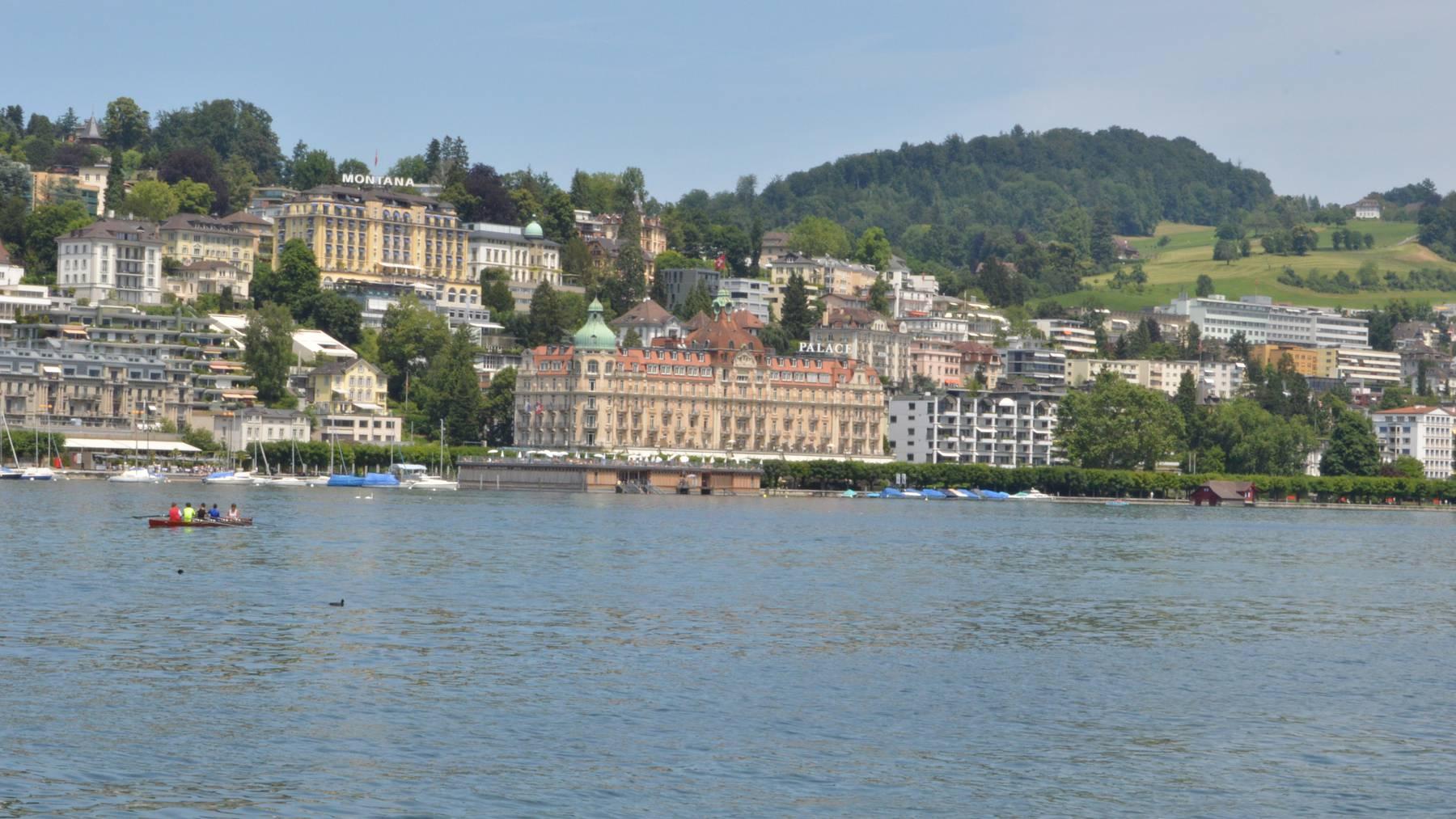 Luzern: Weniger Städter arbeiten in der Stadt
