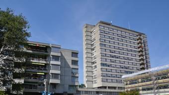 Das Pflegezentrum Spital Limmattal soll auch neugebaut werden. (Archiv)