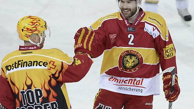 Back Philippe Rytz (rechts) verstärkt Lausanne