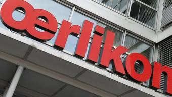 Der Industriekonzern OC Oerlikon muss nach neun Monaten eine Halbierung des Konzerngewinns hinnehmen. (Archiv)