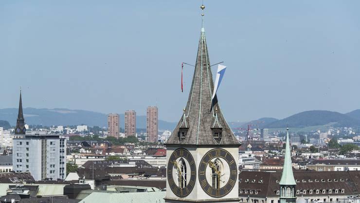 Keine Kirchensteuer mehr für Unternehmen - dies die Forderung der SVP Zürich.