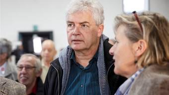 Sechs Jahre lang hat Felix Wettstein die Solothurner Grünen präsidiert. Höhepunkt seiner Amtszeit war zweifellos 2017 die Wahl von Brigit Wyss (r.) als erste Grüne überhaupt in den Solothurner Regierungsrat.