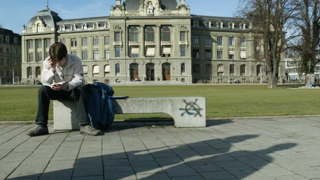 Im Nationalrat wird am Donnerstag darum gefeilscht, wie viel Geld Hochschulen wie die Universität Bern in den nächsten vier Jahren erhalten sollen.