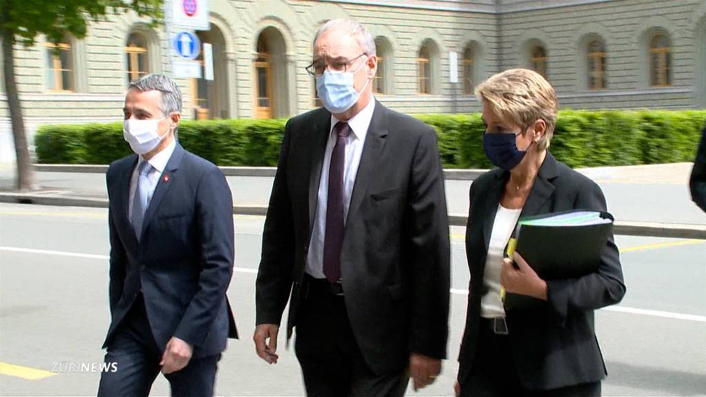 EU-Rahmenabkommen gescheitert: Bundesrat will bilateralen Weg fortsetzen