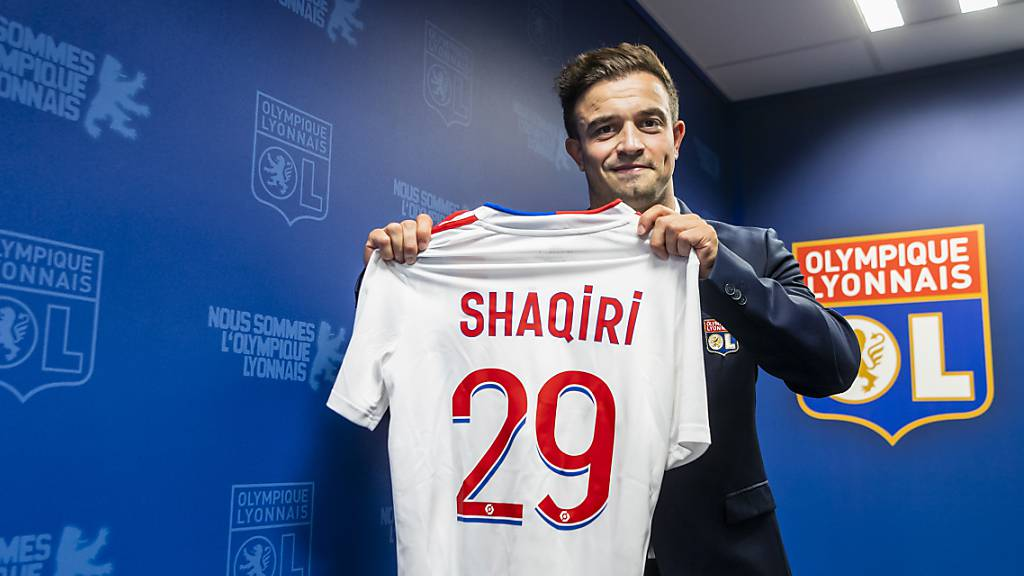 Xherdan Shaqiri muss gegen Nantes sein Matchtrikot noch nicht überziehen