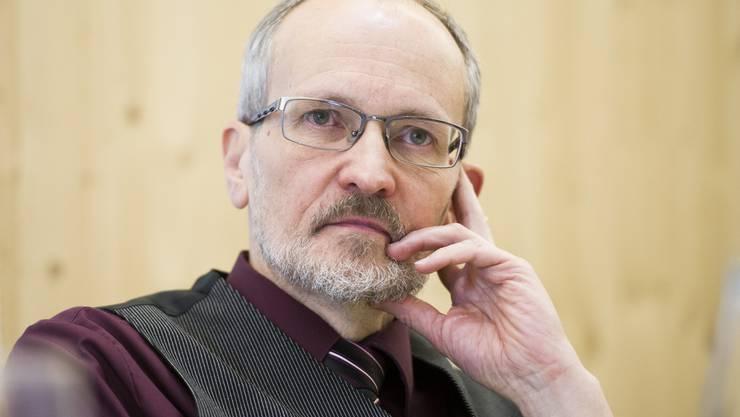 Die SVP wirft Matthias Gfeller immer noch vor, dass er Informationen zurückgehalten hat. (Symbolbild)