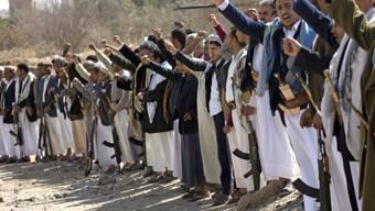Huthi wollen mehr Mitsprache