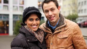 Seit anderthalb Jahren sind sie ein Liebespaar: Sarah-Jane und Dani Sparn – am Sonntag treten die beiden am Benefizkonzert in Liestal auf.