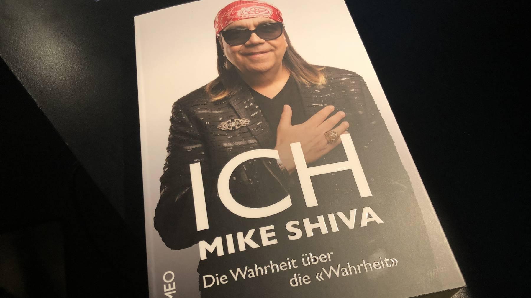 Neues Buch von Mike Shiva