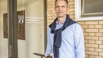 Nach neun Jahren legt Christian Schlatter sein Amt als Dornacher Gemeindepräsident nieder.