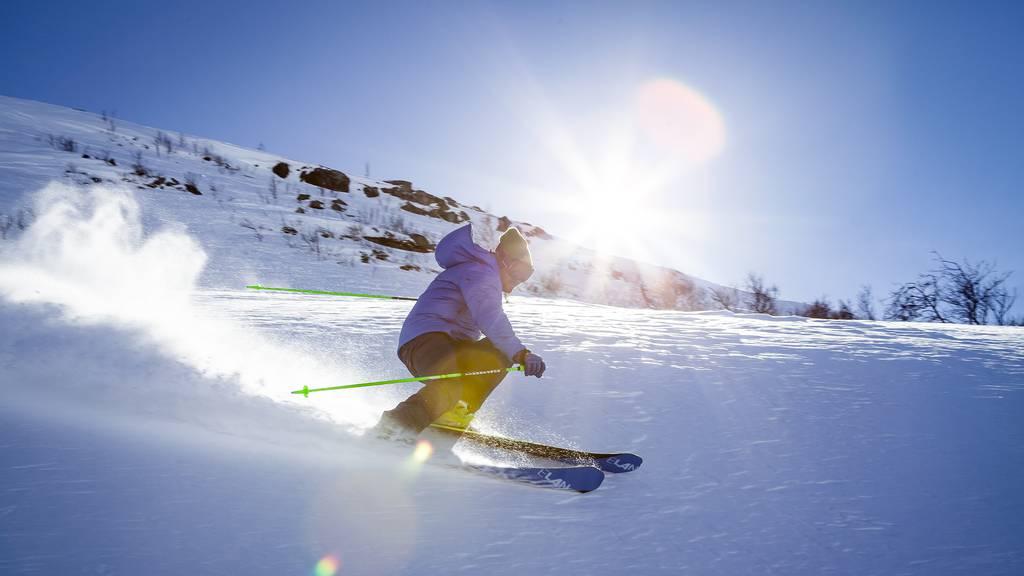Skitag in Andermatt / Sedrun