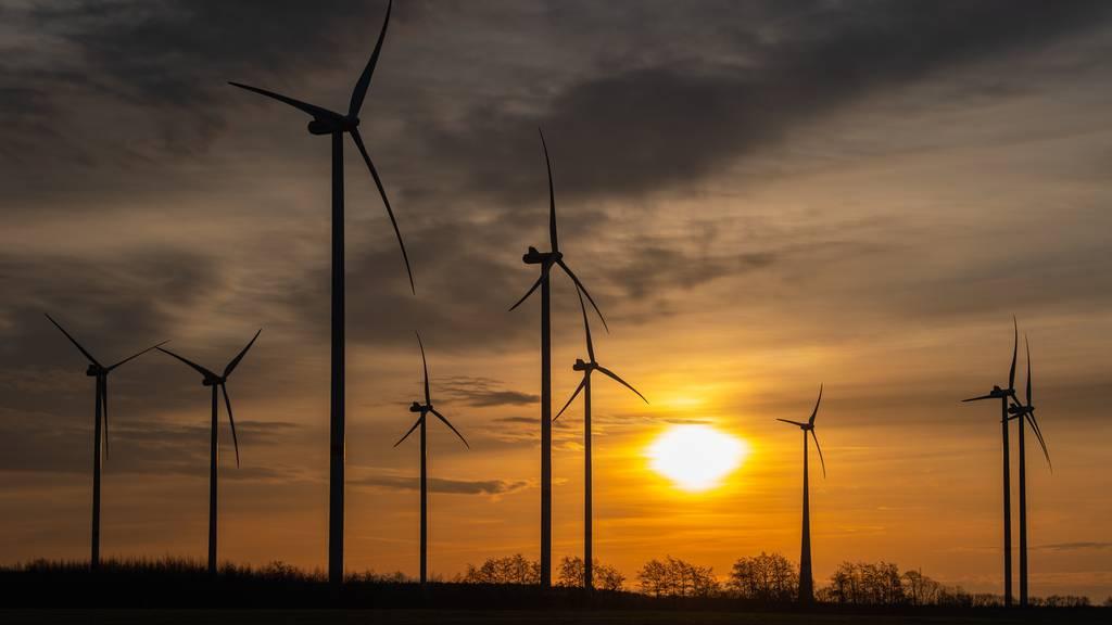 Wenig Solar- und Windstrom in der Schweiz
