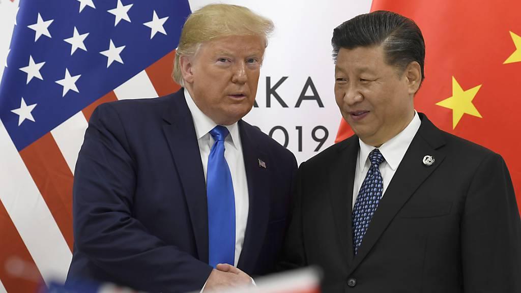Nach den USA setzt auch China neue Strafzölle aus
