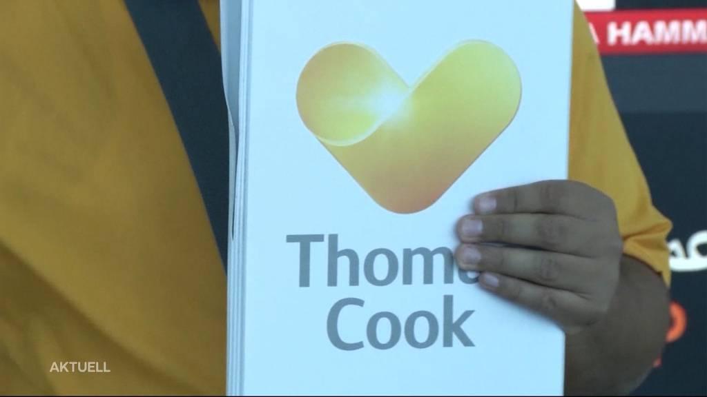 Thomas-Cook-Pleite: Ratlosigkeit bei Betroffenen