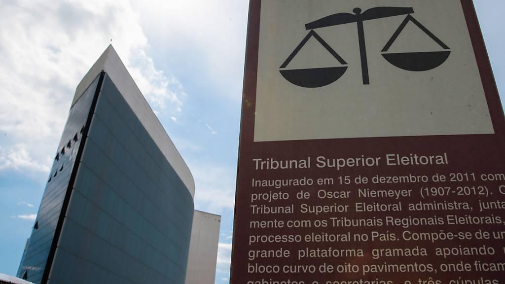Nach Bolsonaro-Attacke: Gericht verteidigt Wahlsystem