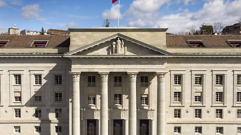 Aufgrund medizinischer Erkenntnisse hat das Bundesgericht seine Praxis für IV-Renten bei Suchtkranken geändert. (Archivbild)